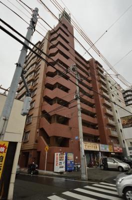 【外観】ハイコーポ梅屋敷