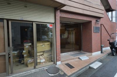 【エントランス】ハイコーポ梅屋敷
