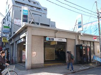 中野新橋駅