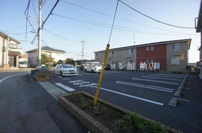 【駐車場】カーサ・大井A