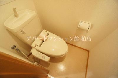 ★キレイなトイレ