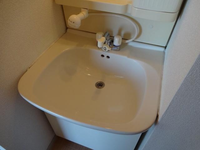 【独立洗面台】ハイツスバル
