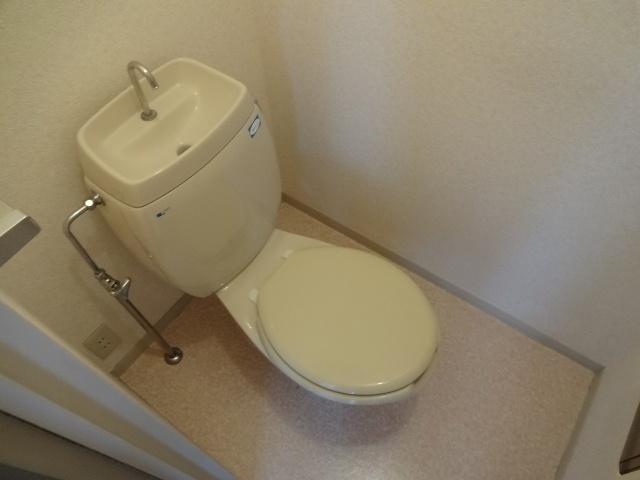 【トイレ】ハイツスバル
