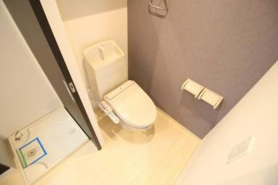 【トイレ】FujiGarden神楽