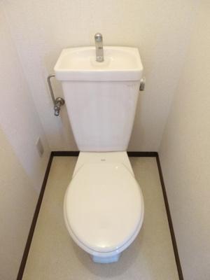 【トイレ】野田ハイツ