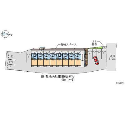 【区画図】小山
