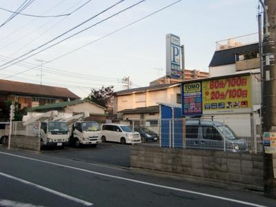 【外観】新蒲田月村駐車場