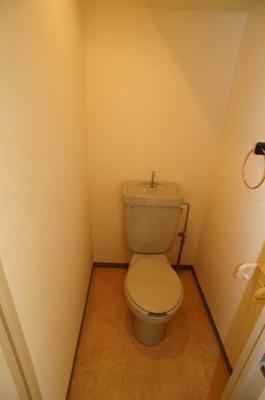 【トイレ】メゾンリベルテ