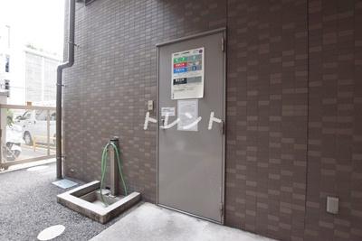 【エントランス】クオリア小石川