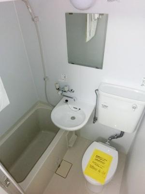 【浴室】ハイムタケ