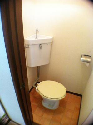 【トイレ】ハウス三和