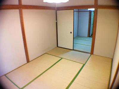 【居間・リビング】ハウス三和