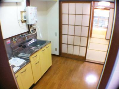 【キッチン】ハウス三和