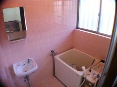 【浴室】ハウス三和