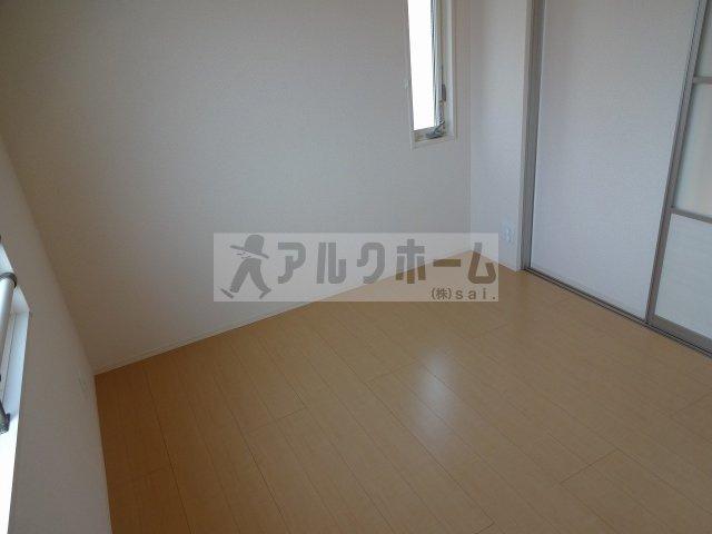 リレーハウス久(柏原市古町 JR柏原駅) 寝室