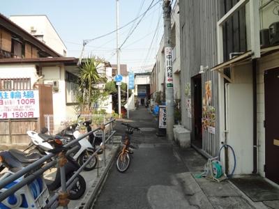 【外観】石橋貸店舗