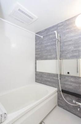 【浴室】ベレオ光明池