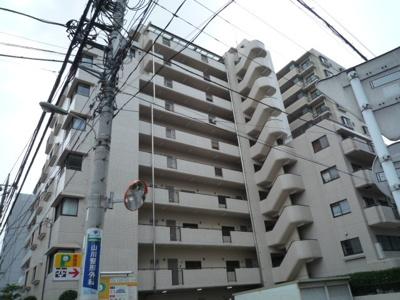 【外観】フクロクハイマンション2号館