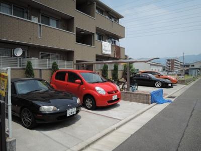 【駐車場】エリチェ青山