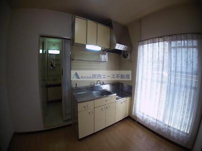 【キッチン】旭ハイツ