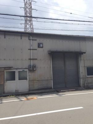 【外観】東和商事貸工場名神下東②