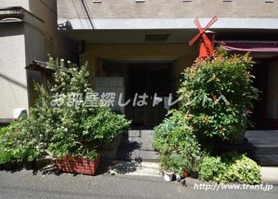 【外観パース】Ryo1神楽坂