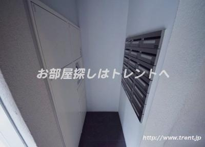【その他共用部分】ガーデン小石川
