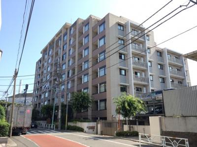 【外観】恵比寿パークハウス
