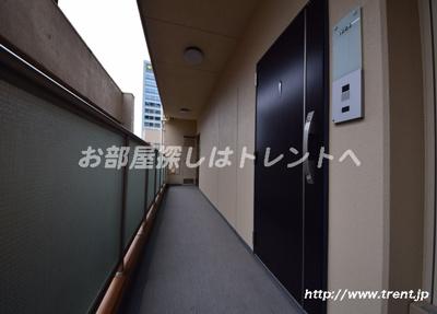 【その他共用部分】フォレシティ後楽園