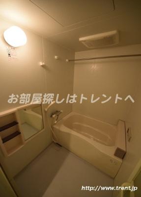 【浴室】ブルーガーデン小石川