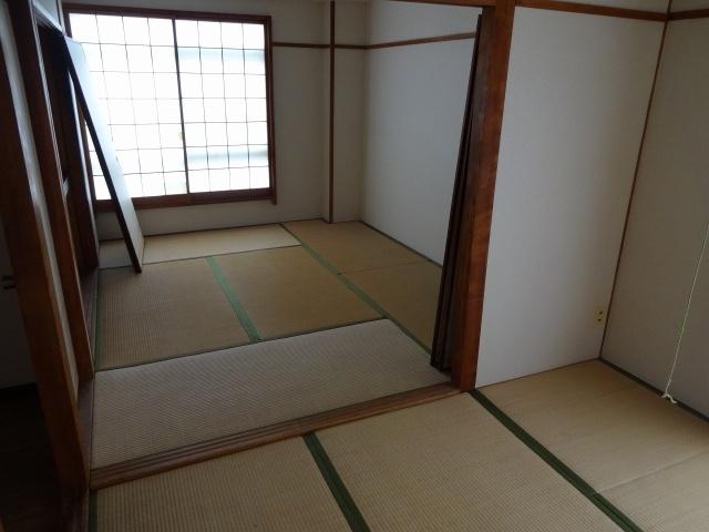 【和室】エコーハイツ