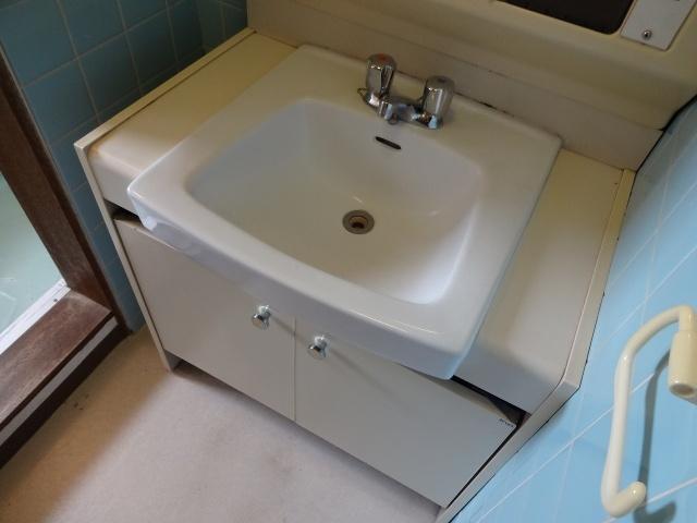 【独立洗面台】エコーハイツ