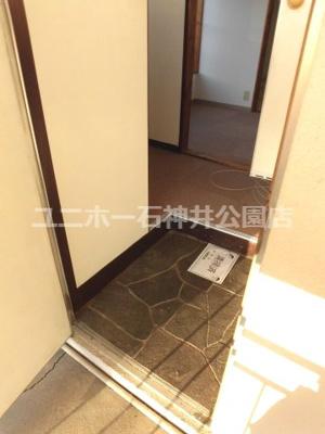 【玄関】コーポムツミ
