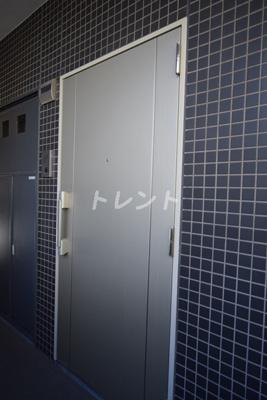 【玄関】アーベイン早稲田