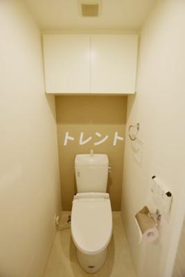 【トイレ】アーベイン早稲田