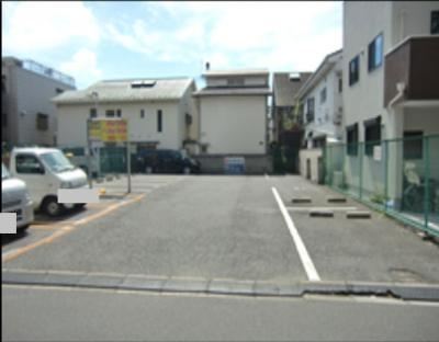 【外観】島津駐車場