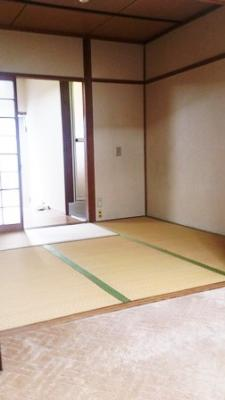 【和室】ウエストコーポ(寿荘)