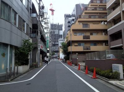 【周辺】ファミール表参道ベルファース