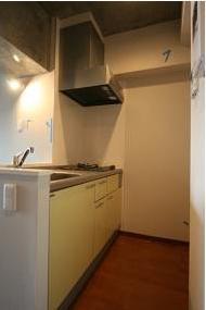 【キッチン】リッツスクエアグランキューブ