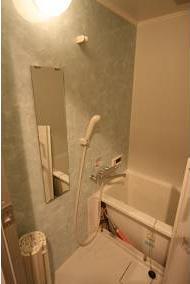 【浴室】リッツスクエアグランキューブ
