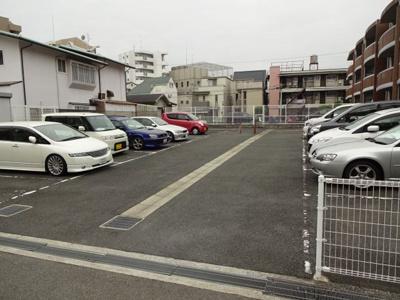 【駐車場】桜塚マンション