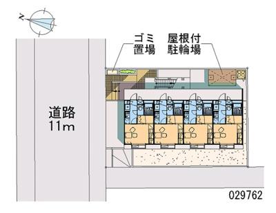 【地図】パピエ薫風