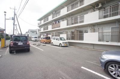 【駐車場】染谷コーポ