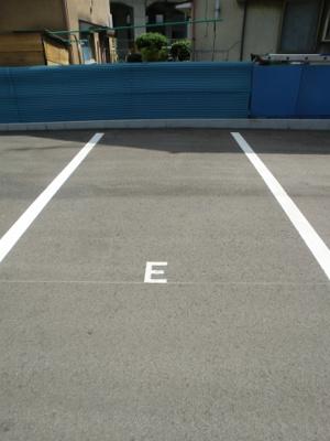 【外観】東本町駐車場