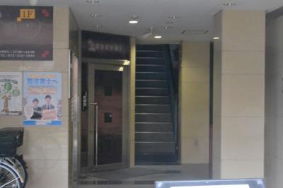 【エントランス】向陵中町2丁 店舗・事務所