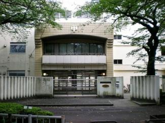 駒留中学校