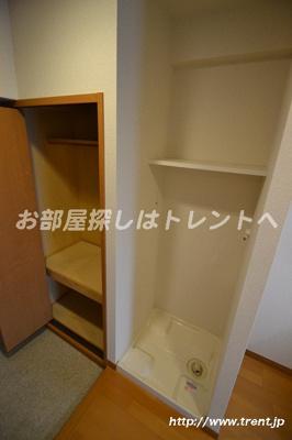 【玄関】パディ初台