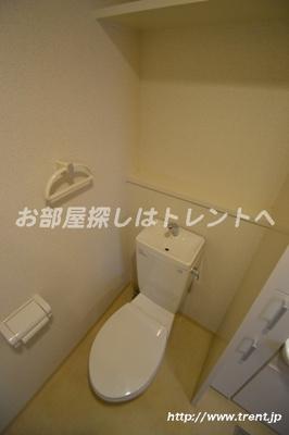 【トイレ】パディ初台