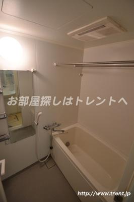 【浴室】パディ初台
