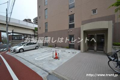 【駐車場】パディ初台